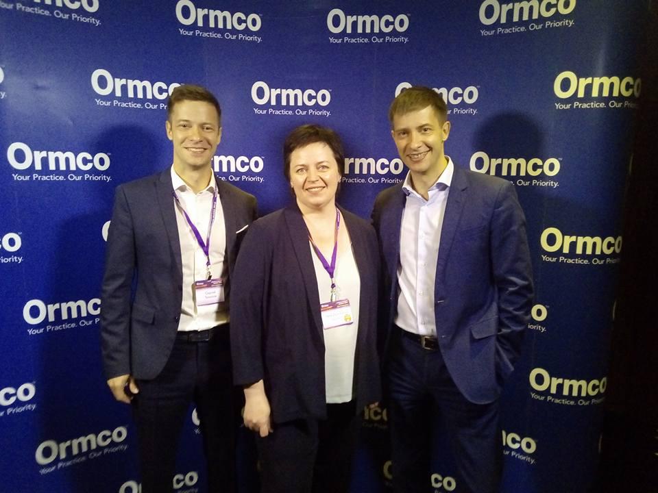 Форум Ормко в Санкт-Петербурге