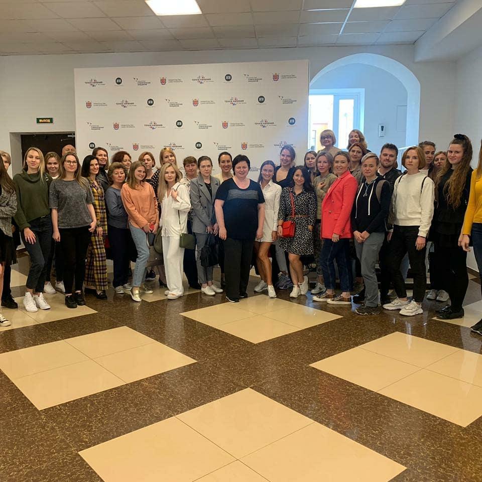 Курс по профилактике и лечению ДВНЧС в Санкт-Петербурге