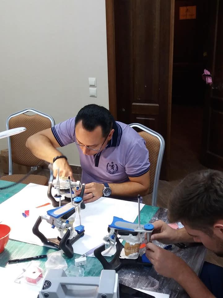 Обучающий семинар в Краснодаре