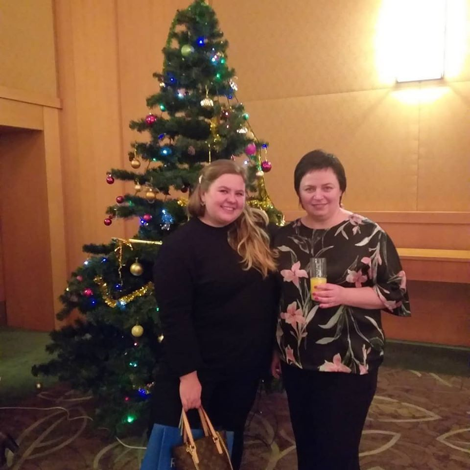Рождественские встречи 2019