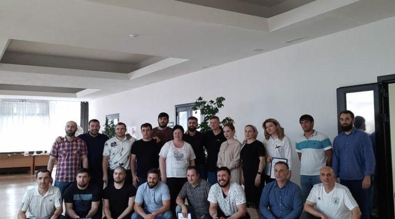 Курс по сплинт-терапии в Железноводске