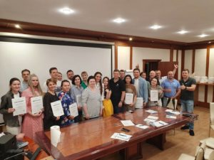 12-13 июня 2021, Казань, курс по сплинт-терапии